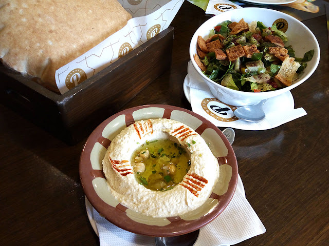 Paramount Fine Foods Pk, Middle eastern Food, Middle eastern Cuisine, Lebanese food, Turkish Food, Falafel, Manakeesh, Makish, Fattoush, Hummus, Baklawa, Food blog, Food review, Restaurant review pakistan, Food blog in Pakistan, red alice rao, redalicerao, top food blog