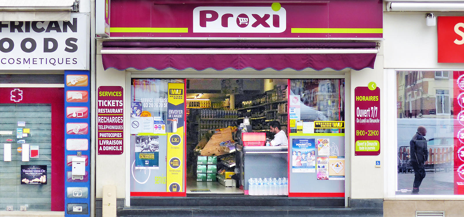Proxi Grand Place - Tourcoing Centre