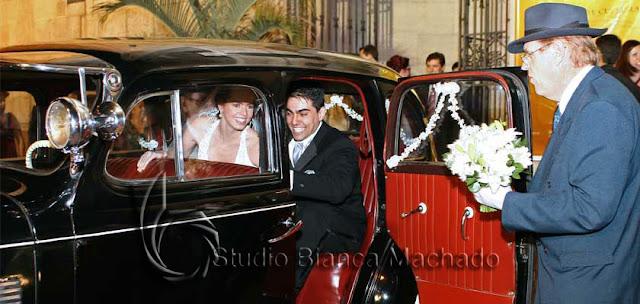 fotos carro de noivos