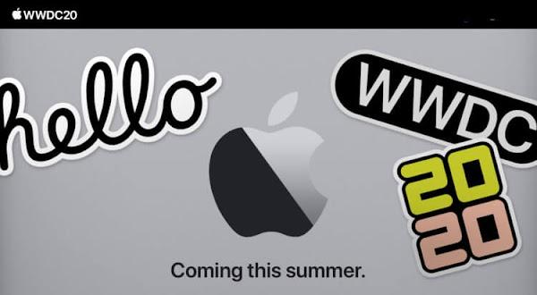 Dónde y cómo ver la Apple WWDC 2020 el 22 de junio