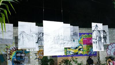 Komunitas Gubuak Kopi Gelar Pameran Kurun Niaga #2 – Lanskap
