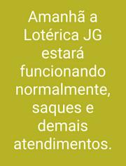 Dono de lotérica em Bernardo do Mearim  sai desembestado convidando o povo de Igarapé Grande