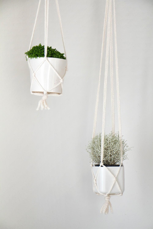 Simple Plant Hanger Diy
