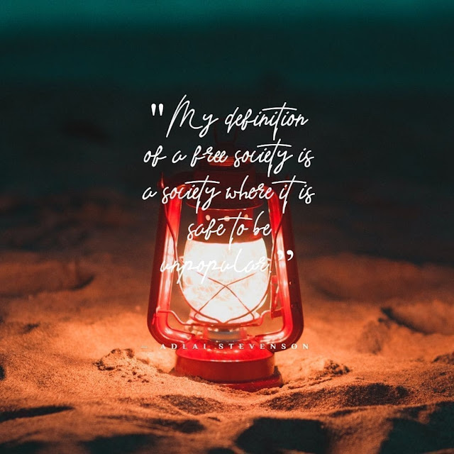 Quotes on independent life