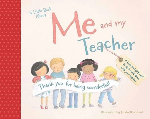 a little book about me and my teacher