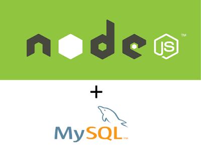 node mysql