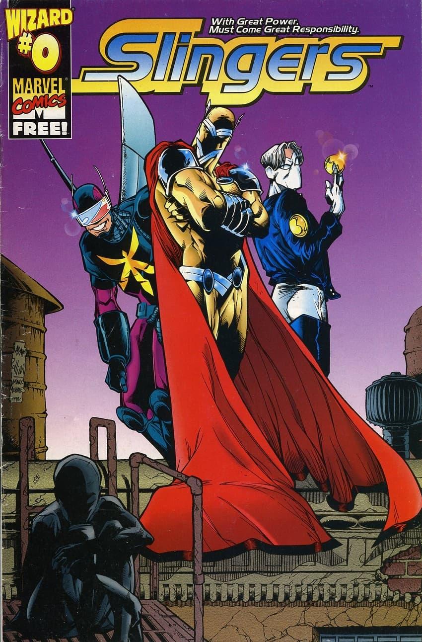 Sony разрабатывает фильм про Сумрак (Dusk) - героиню комиксов Marvel - 01