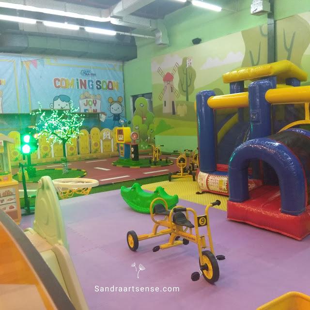 Playground Grand Yogya Kepatihan