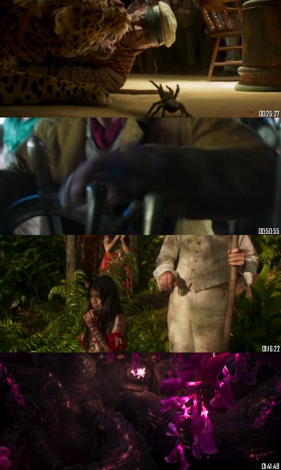 Jungle Cruise 2021 WEB-DL 720p 480p English Full Movie Download