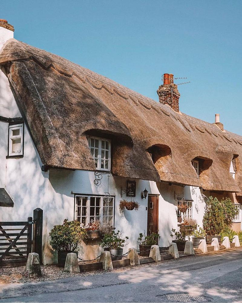 Weekday Wanderlust: The Beautiful English Countryside