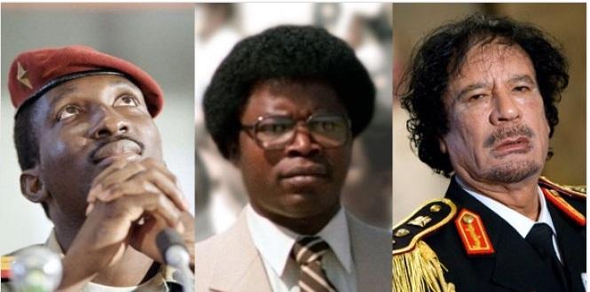 "Revelación: ""Aquí están los 22 presidentes africanos asesinados por Francia desde 1963 hasta 2019"""