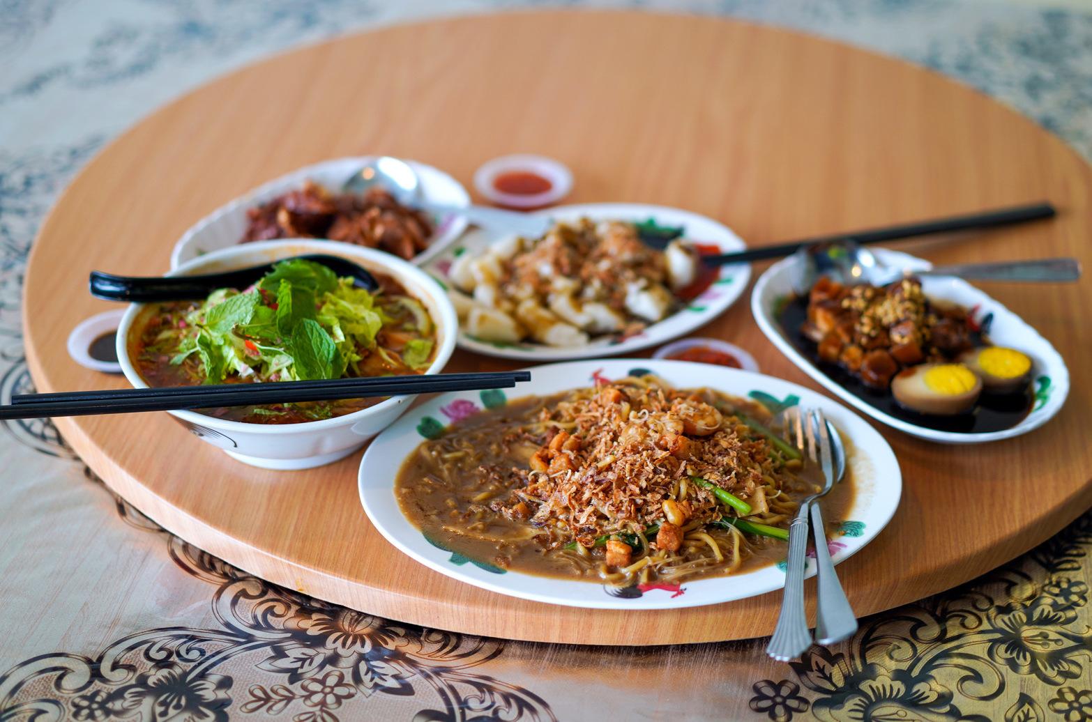 Ai Jiak Penang Food, Petaling Jaya