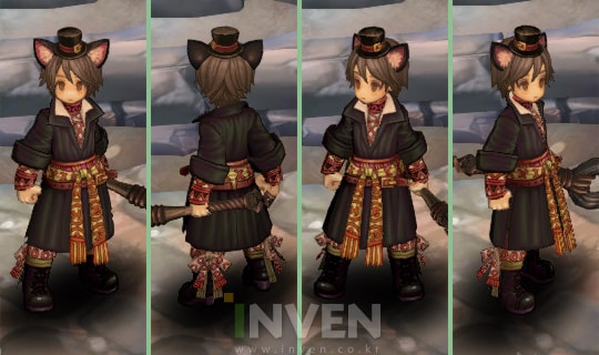 Tree of Savior Rental Shop
