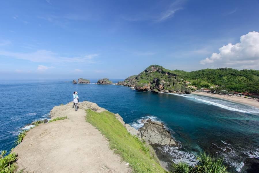 Pantai Siung Gunung Kidul Jogja
