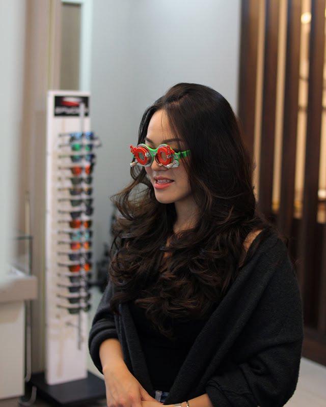Ganti Kacamata Minus di Optik Klinik Mata Nusantara (KMN) - Tiffani ... 256900f101