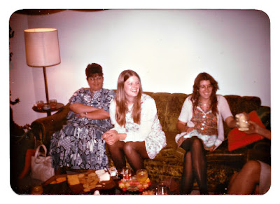 Afternoon Delight: a 1970's Baby Shower