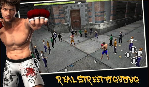 15 GAME PERTARUNGAN / FIGHTING ANDROID MULTIPLAYER