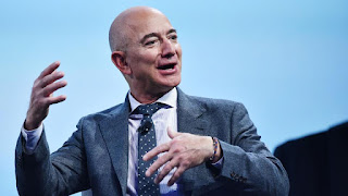 Jeff Bezos overtakes Elon Musk to reclaim spot as World's Richest Person