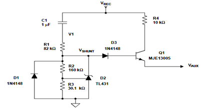 Low Power Standby Bootstrap Circuit Diagram