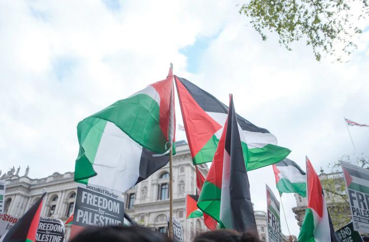 AS Seolah Paling Peduli Terhadap HAM Muslim, Tapi Terus Bela Kekejaman Israel, China: Mereka Tak Peduli Penderitaan Rakyat Palestina!