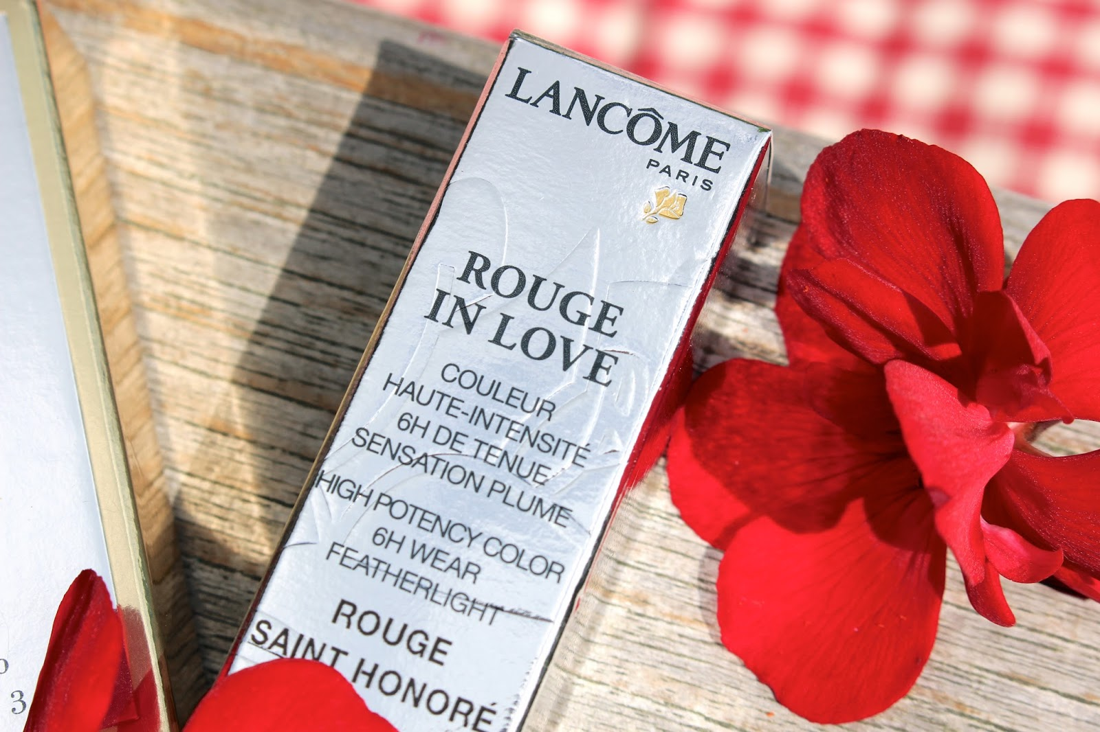 Lancome rouge saint honore lipstick giveaway