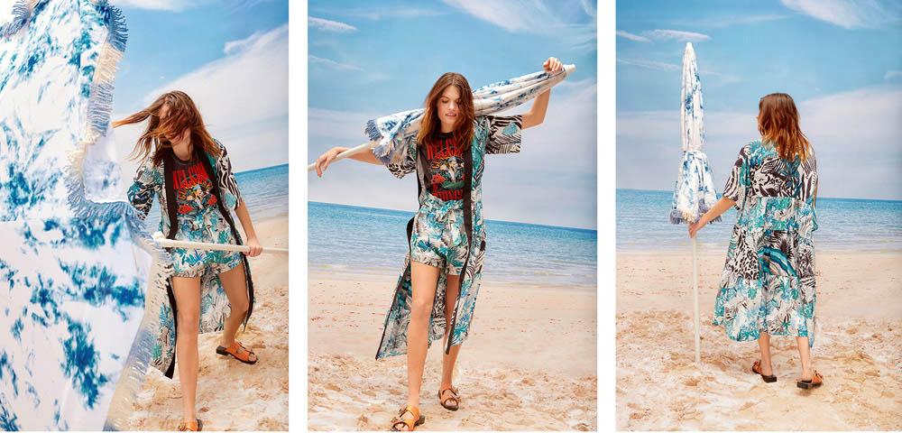 Moda de verano 2021 ropa de mujer Kosiuko