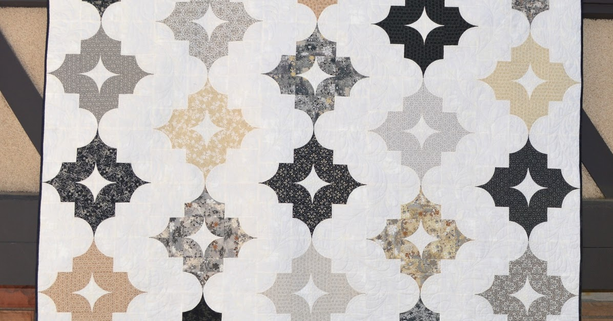 Nordic Nights - A New Happy Quilting Pattern!!!