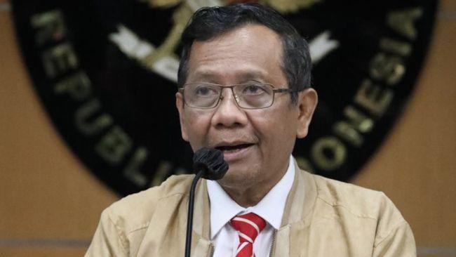 """Mahfud MD Singgung """"3 Polisi Pembunuh"""" 6 Laskar FPI di KM 50"""