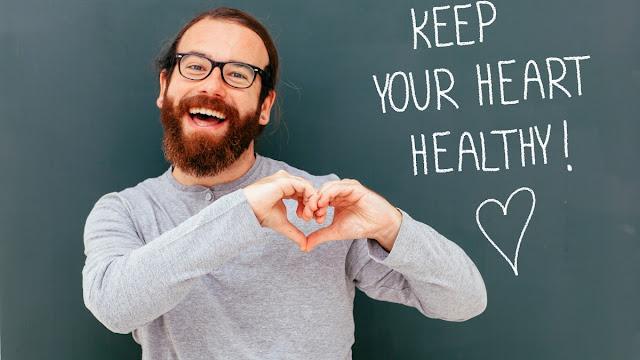 tips jaga kesehatan jantung