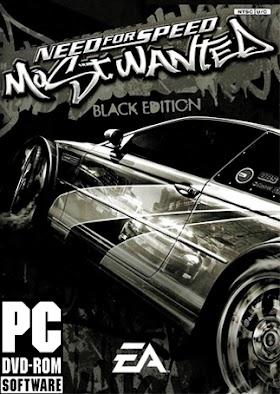 โหลดเกมส์ Need for Speed Most Wanted Black Edition