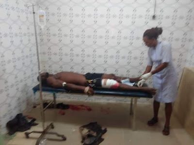 Black Monday: Scores including Corps member killed in auto-crash involving truck and commercial buses in Anambra (photos)