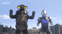 Sevenger and Ultraman Z