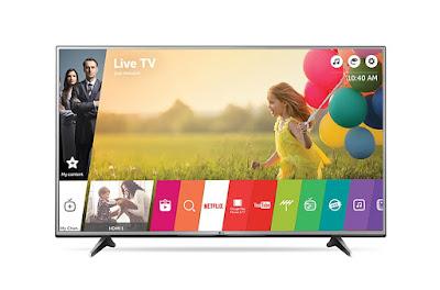 Televisores ULTRAHD 4K LG