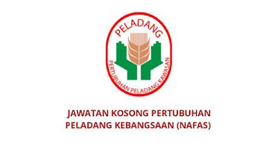 Jawatan Kosong Pertubuhan Peladang Kebangsaan 2019 (NAFAS)