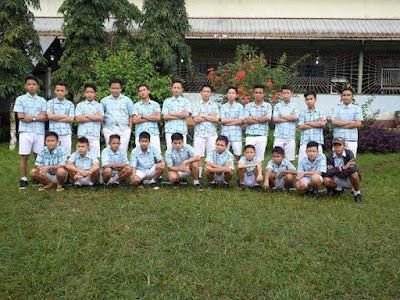 ALUMNI TAHUN 2012 - 2015 SMP ALGO NYARUMKOP SINGKAWANG
