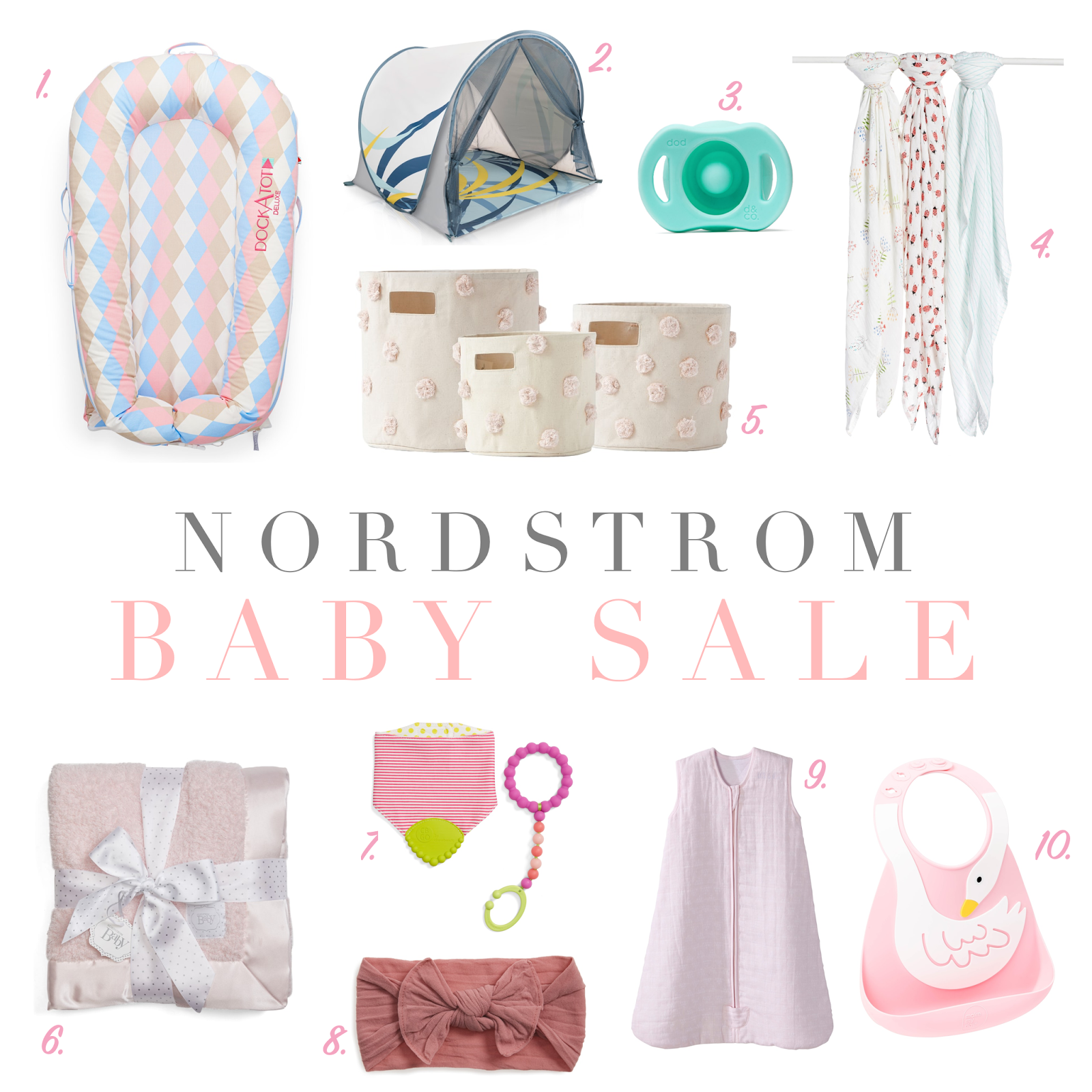 576cefe38ecc Best BABY Items from the Nordstrom Sale - Ashley Donielle