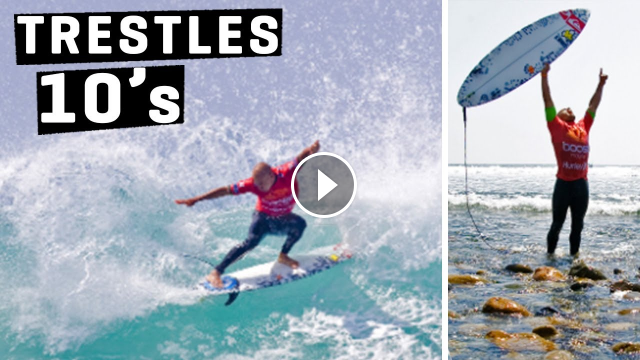 10 POINT RIDES at Trestles WSL ARCHIVES ft Kelly Slater Freddy Patacchia Jr Steph Gilmore