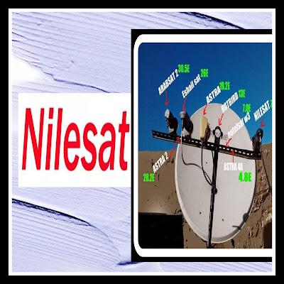 Comment régler le parabole sur Nilesat et fréquence de toutes les chaînes du satellite NileSat 2020