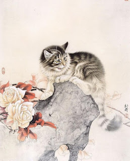 Кошки Сюй Синьци