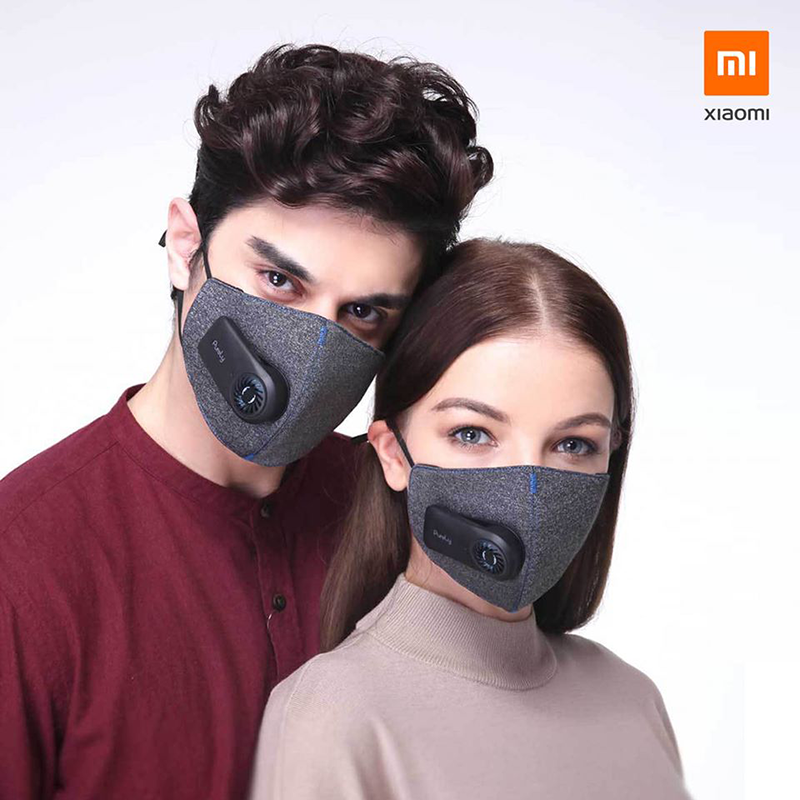 Xiaomi has an anti-pollution mask available at Authorized Mi Stores