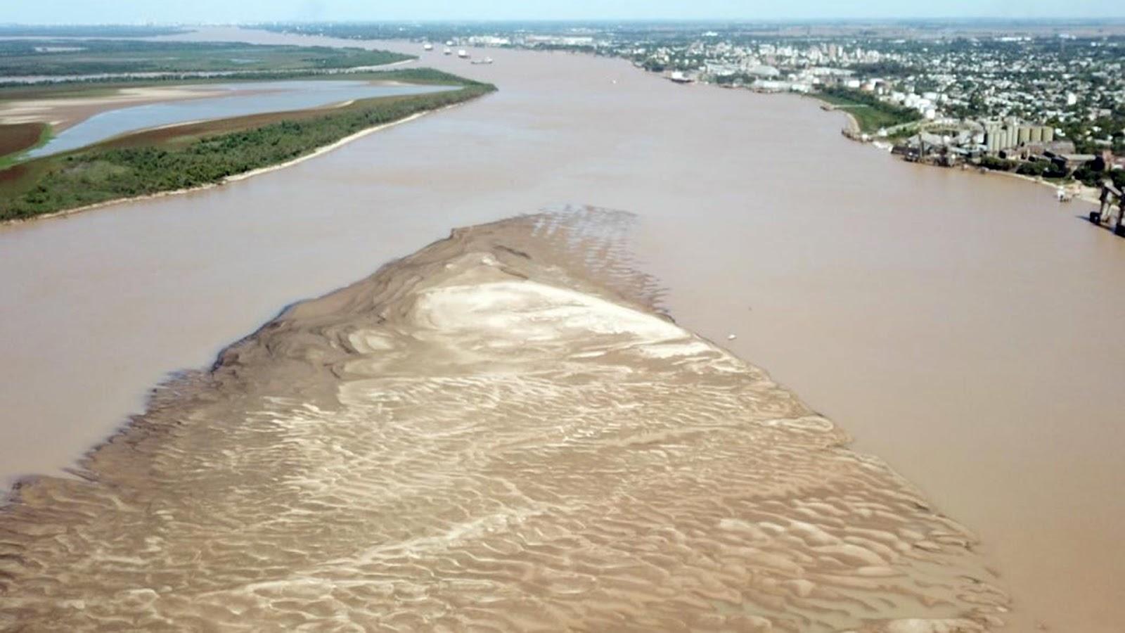 La pesca en el río Paraná cayó 50% por la bajante y el coronavirus