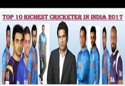 TOP 10 RICHEST CRICKETERS IN INDIA 2019