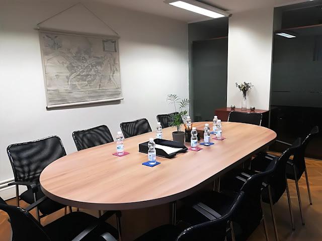 Alquiler Sala de Reuniones en Barcelona