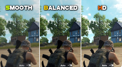 Pubg for ios graphics settings