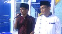 Lutfi-Feri Buka Puasa Bersama Pengurus dan Kader PAN Kota Bima
