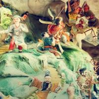 Haw Par Villa merupakan tempat wisata religi di Singapore yang mengajarkan hal-hal yang baik kepada anak anda.