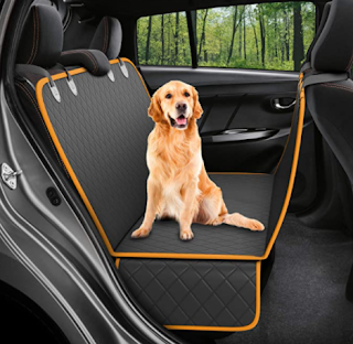 Best dog seat cover, car seat cover, waterproof seat cover for pets