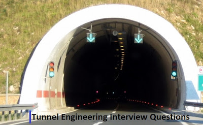 Tunnelling - Civil Engineering Questions and Answers