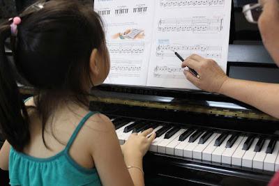 Hãy cho con bạn đi học đàn piano vào hè này
