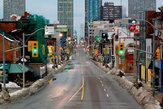 Yonge Street la calle mas larga del mundo 56 kilometros